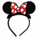 Disney Minnie Tiara 4 pcs