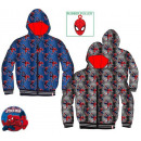 Kid Lined Jacket Spiderman , Spiderman 3-8 Years