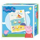 Großhandel Spielwaren: Peppa Schwein Puzzle 24 Stk