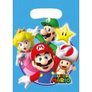 Super Mario Gift Bag 8 pcs