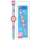 Digital watch Peppa Pig
