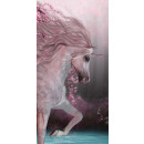 Unicorn, Unikornis fürdőlepedő, strand törölköző