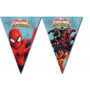 Spiderman , Spiderman flagpole 2.3 m