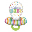Welcome Baby Foil Balloons 73 cm