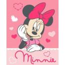 grossiste Articles sous Licence: Polar Couverture  Disney Minnie 120 * 150cm