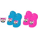 groothandel Licentie artikelen: DisneyMinnie kinder pantoffels klomp 24-31