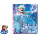 Fleece Deken Disney Frozen, Frozen 120 * 140cm