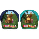 Masha and the Bear kid baseball cap 52-54cm