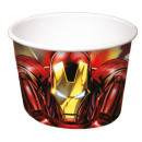 Mighty Avengers , Avengers with paper ice cream ch