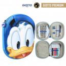 Disney Donald pen case filled in 3D