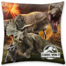 Jurassic World cushion, decorative cushion 40 * 40