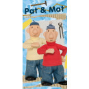 Pat and Mat, Two-handed bath towel, towel