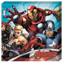 Avengers , Bolts napkin with 20 pcs