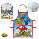 Kinderkleding twee delige set Super Wings