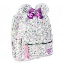 DisneyMinnie 3D fashion bag, plush bag 33 cm