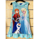 Kids Summer Dress Disney frozen , Ice Magic 3-8 ye