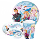 Disney Ice magic cutlery set, melamine set