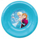 Disney frozen , Ice Magic Deep Plate, Plastic 3D