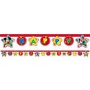 DisneyMickeyHappy Birthday napis 200 cm