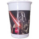 wholesale Party Items: Star Wars Lightsaber Plastic cup 8 pcs 200 ml