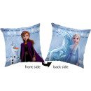 Disney Ice magic pillow, decorative pillow 40 * 40