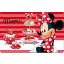Place mat for Disney Minnie 3D