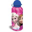 Aluminum bottle Disney frozen , Ice cream 500ml