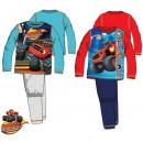 wholesale Childrens & Baby Clothing: Children's  Long pyjamas Blaze , Flame 3-8 year