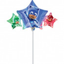 PJ Masks, Hockey Mini Foil Balloons
