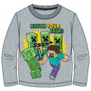wholesale Childrens & Baby Clothing: Minecraft kids long sleeve t-shirt, top 6-12 ...