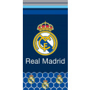 Real Madrid bath towel, beach towel 70 * 140cm