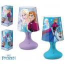 grossiste Articles sous Licence: Mini lampe LED  Disney frozen , surgelée