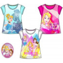 T-shirt per bambini, top Disney Princess, Principe