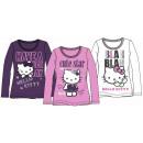 pour enfants T-shirt à manches longues Hello Kitty