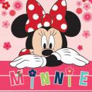 veline tovagliolo magico, asciugamani Disney Minni
