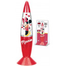 Mini Glitter Lamp Disney Minnie