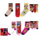 Kids Socks Miraculous Ladybug 23-34
