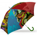 Children's semi-automatic umbrella Ninja Turtl