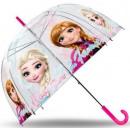 Niños paraguas  transparente  Disney frozen , ...