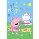 Polar Bettdecke Peppa Pig 100 * 150cm