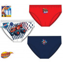Child underwear, Bottom Blaze , Flame 3 pcs / pack