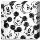 DisneyMickey Faces napkin 25 pcs