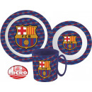 Kitchen set, micro plastic set FCB, FC Barcelona