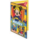 DisneyMickey Biglietto di auguri + busta 3D