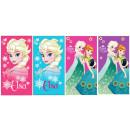 Hand towel face towel, towel Disney frozen