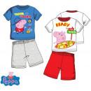 Kid Short Sleeve pyjamas Peppa Pig 3-8 Years
