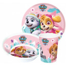 wholesale Houseware: Paw Patrol Cutlery Set, Melamine Set