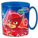 Micro mug, PJ Masks, Heroes