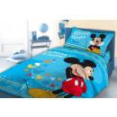 Sábanas Disney Mickey 160 × 200 cm, 70 × 80 cm