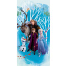 Disney Ice magic bath towel, beach towels